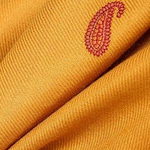 Pashtush mustard shawl