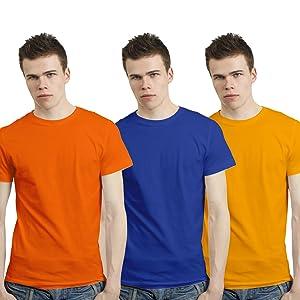 3 tshirt pack