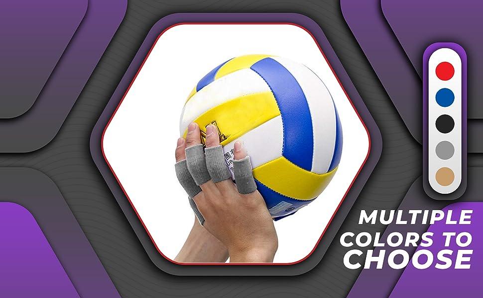 Finger Support, Finger Sleeves, Finger Protector, Finger Brace, Premium Finger Support