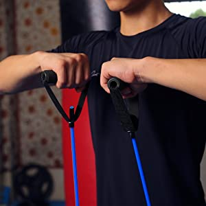 toning tube for exercise