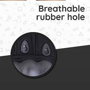 breathable gym gloves