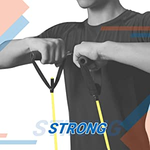 strong resistance tube