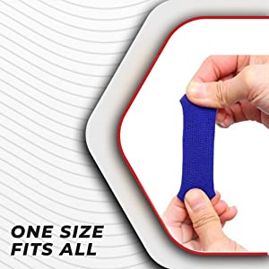 free size finger support