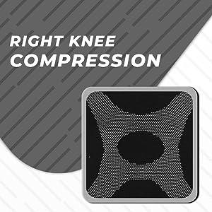 Right Knee Compression