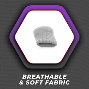 Breathable & Soft Fabric