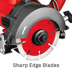 Sharp Edge Blades
