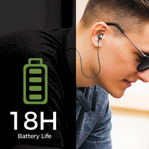 db82147ee0a Amkette Urban X Bluetooth Wireless Earphones with Bass: Amazon.in ...