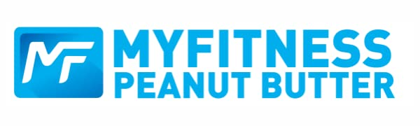 MYFITNESS Natural Peanut Butter Crunchy 1Kg Unsweetened