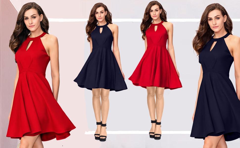 Addyvero Women's Dress