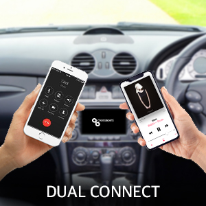 bluetooth audio receiver adapter 3.5mm jack plug car stereo speaker headphones wireless music free