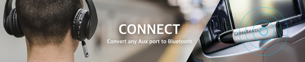 bluetooth receiver aux jack plug 3.5mm car adapter stereo system home speaker pc audio cassette tv