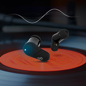 e7bd0c1dd88 CrossBeats Air True Wireless Bluetooth Earphones: Amazon.in: Electronics
