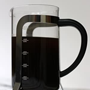 InstaCuppa French Press Coffee Maker with Premium Grade Materials