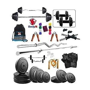 bodyfit gym set, gym set, 30 kg gym set
