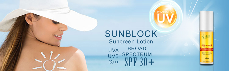 Lass Naturals Sunscreen 5-in-1 Daily Lotion SPF 30+ 100 ml