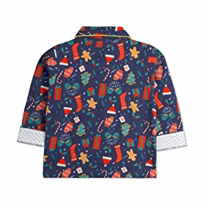 8fc852bf0fa Cherry Crumble Casual Printed Nightsuit  Amazon.in  Clothing ...