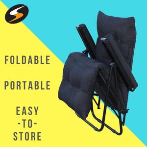 folding easy chair
