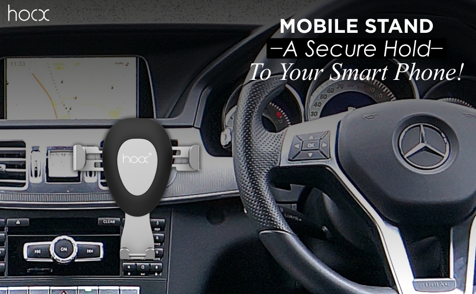 Mobile Holder Hoox Easy Attach car