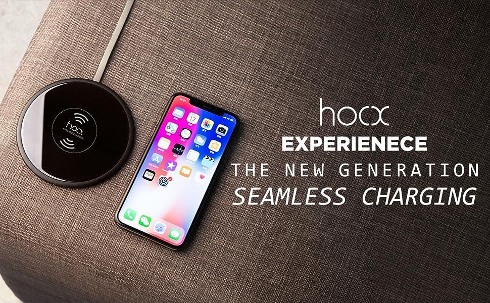Hoox magic Plate Wireless Charging
