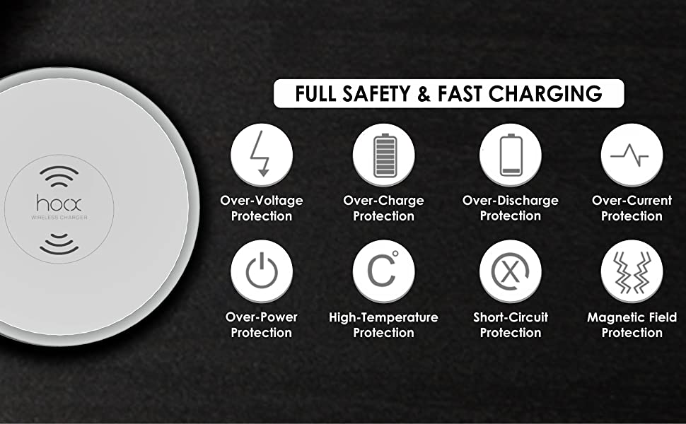 Wireless Charger Hoox Magic plate