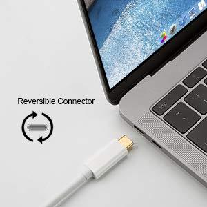 Reversible USB C Connector