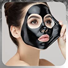 The Body Avenue Activated Charcoal Peel Off Mask