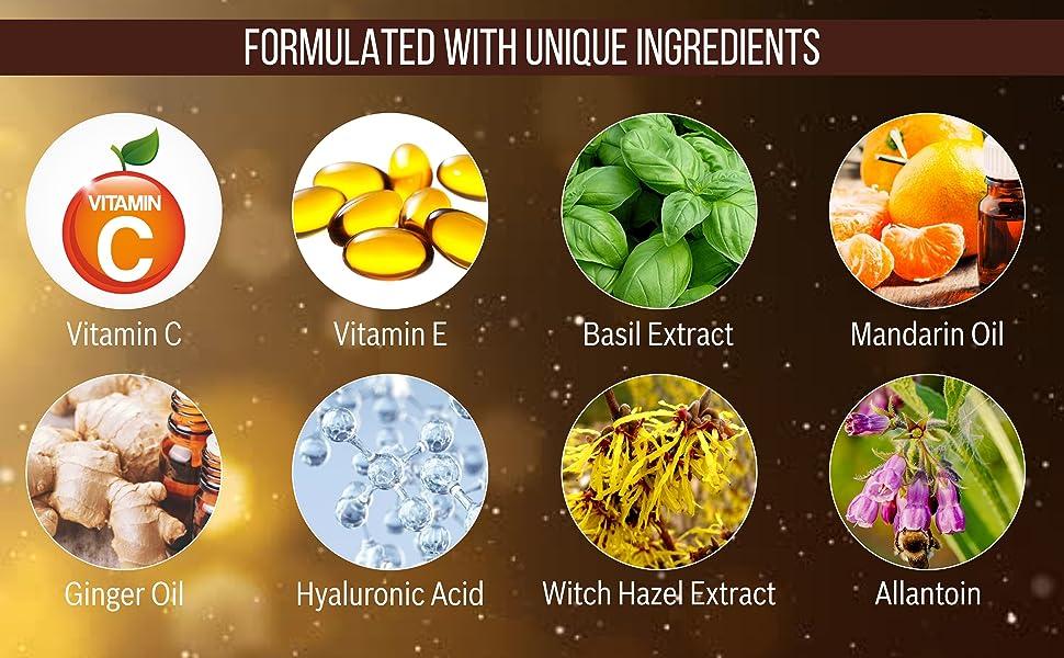 The Body Avenue Vitamin C 20% Serum