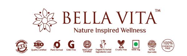 bella vita organic bellavita natural chemical free beauty cosmetics herbal ayurvedic skin hair