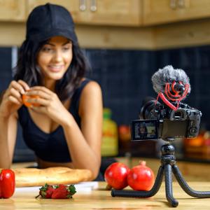 Flexible Tripod EpyQPod Gorillapod Gorilla Camera Mobile GoPro Phone YouTuber Mini Video Vlogging