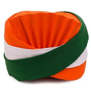 tricolor safa/hat/pagri