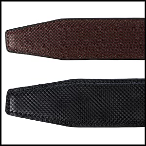 double two sided reversible belt