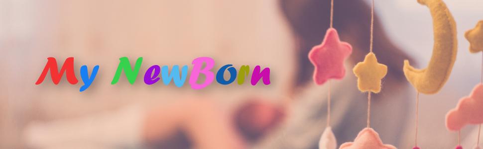 My NewBorn Baby Fleece Hooded Blanket (Pink, 0-3 Months) – Pack of 3
