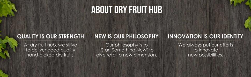 Dry Fruit Hub kimia Original Dates - Pack of 1 Box