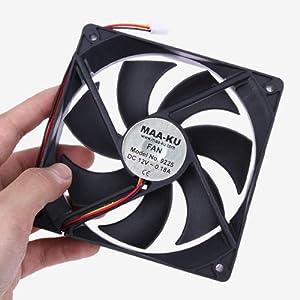 Sealing fan