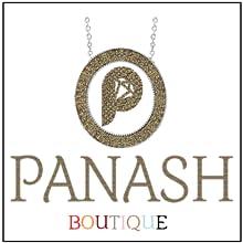 panash boutique logo