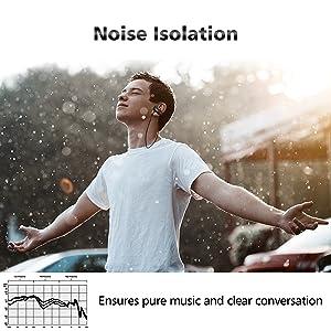 Noise isolation