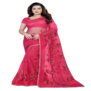 tometa net sarees new collection party wear