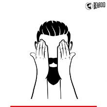Beardo Aloe Vera Gel for Beard