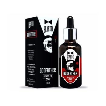 beardo godfather lite beard and moustache oil 30 ml. Black Bedroom Furniture Sets. Home Design Ideas