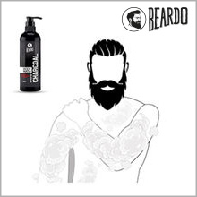 Beardo Activated Charcoal Combo