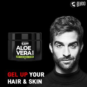 Beardo Aloe Vera Gel