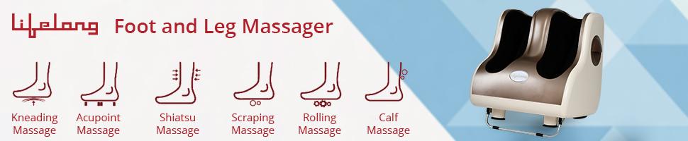 Lifelong Foot and Leg Massager