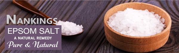 epsom salt for bath
