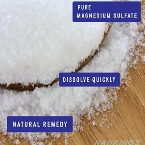pure epsom salt