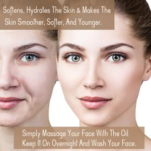 hydrates skin smoother skin