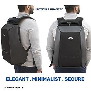 Gods laptop backpack