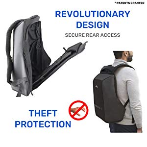 Gods Ghost Anti-theft 22 litre 15.6 inch Laptop Backpack