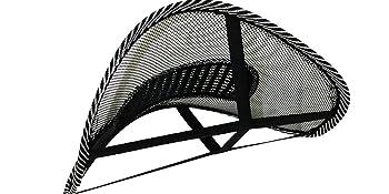 High Quality Mesh Car Seat back support Waist Cushion / chair mesh back lumbar support