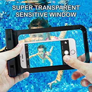 Waterproof Mobile Case