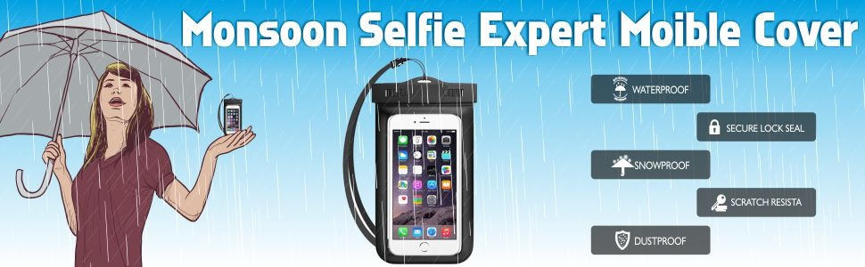 Waterproof Cover for mobile